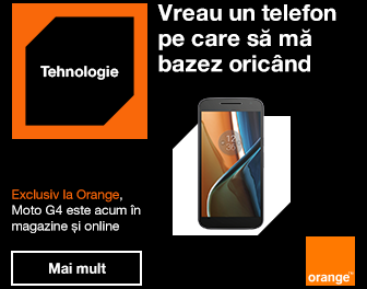 Lenovo Moto G4 (Dual SIM) – in exclusivitate la orange.ro